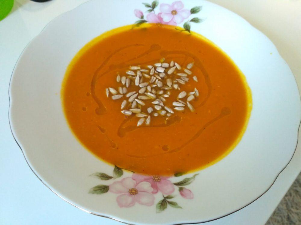 Hokkaido polievka recept