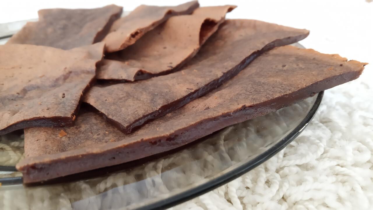 Banánové placky/ banánový chlieb s čokoládou (Paleo, AIP, bez lepku, bez laktózy)